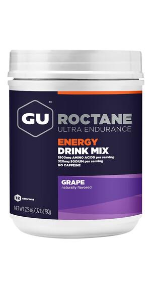 GU Energy Roctane Ultra Endurance Energy Drink Dose Grape 780g
